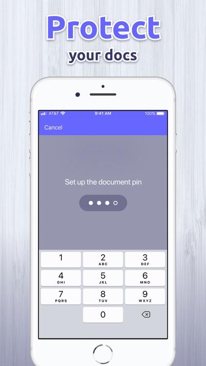 Scanner for Docs: Scan & Sign screenshot-5
