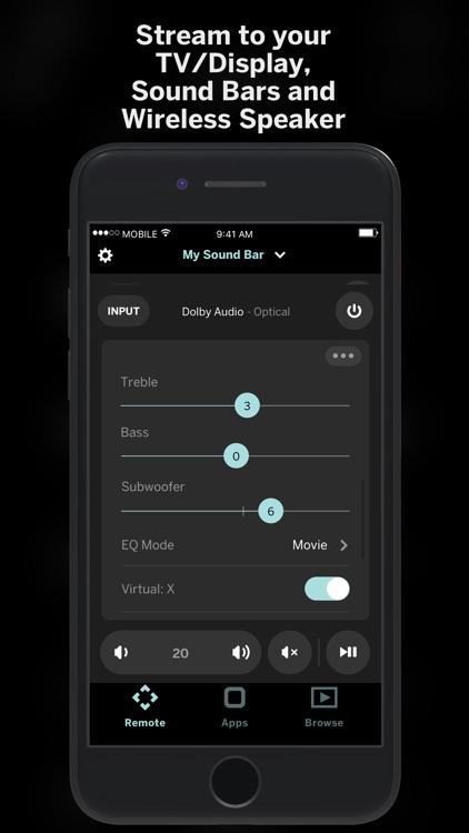 VIZIO SmartCast Mobile™ screenshot-3