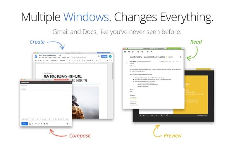 Kiwi for Gmail Screenshots