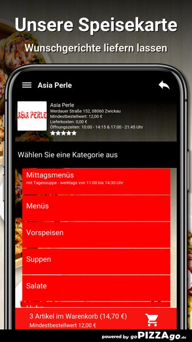 Asia Perle Zwickau screenshot 4