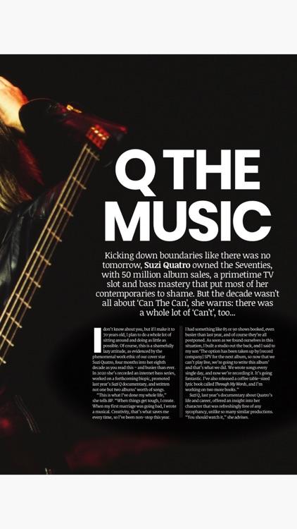 Bass Player (UK) screenshot-6