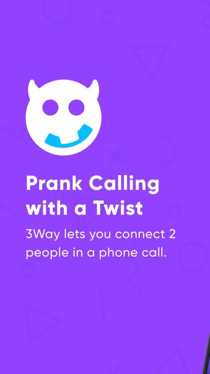 3way.io - Prank Caller Dialer