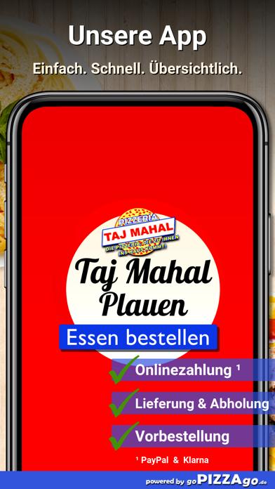 Pizzeria Taj Mahal Plauen screenshot 1