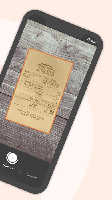 Genius Scan - PDF ScannerScreenshot von 2