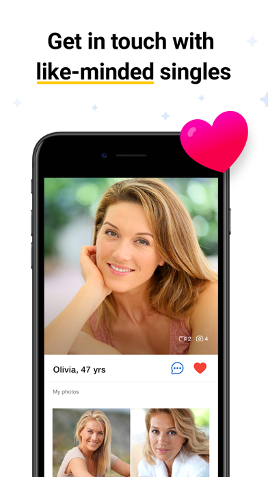 Mature Dating - Adult Singles Screenshot