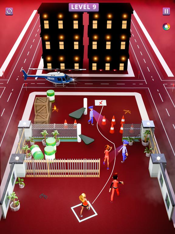 Beat Cops Prison Escape 3D screenshot 9