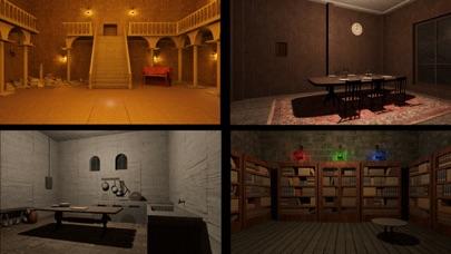 脱出ゲーム LostMansionのスクリーンショット2