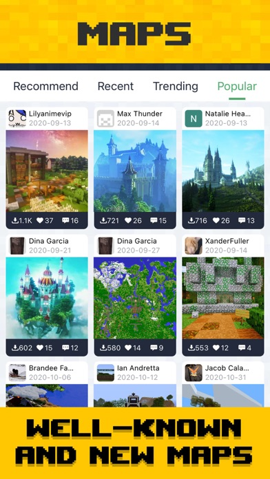 Crafty Addons for Minecraft PE Screenshot