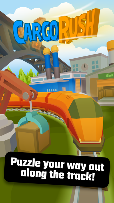 Cargo Rush screenshot 1