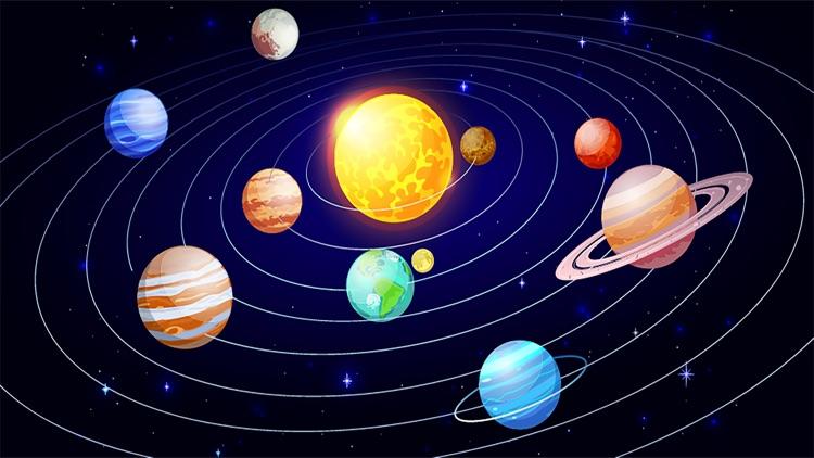 Solar System Planets 3D screenshot-3