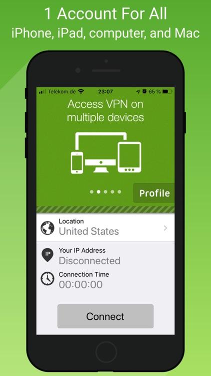 VPN Proxy by Seed4.Me VPN screenshot-3