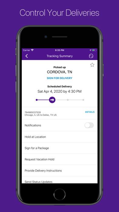 messages.download FedEx software