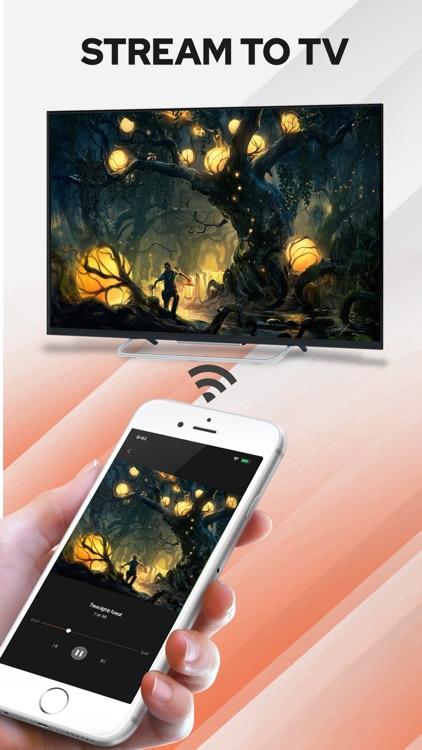 UPnP/DLNA TV Streamer