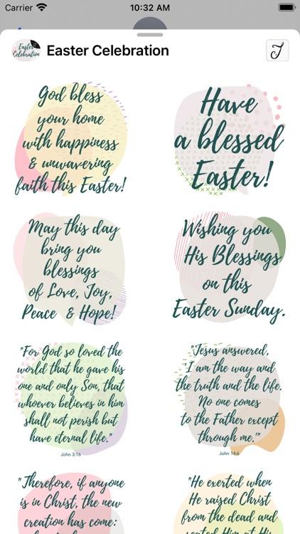 Easter Celebrations