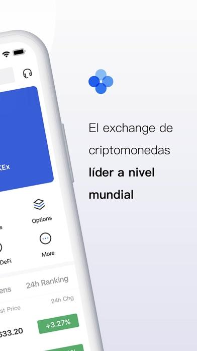 Descargar OKEx, Bitcoin, Criptomonedas para Android