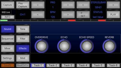 6X806 Drum Machine Synth