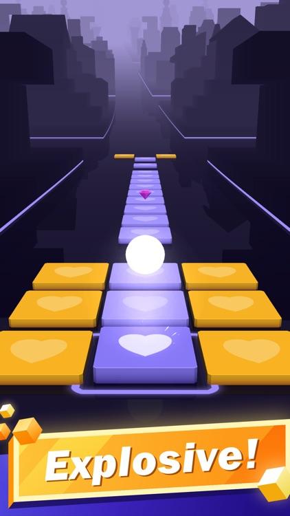 Beat Tiles: Piano Magic Hop screenshot-4
