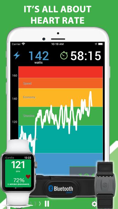 iCardio Workout Trackerのおすすめ画像2