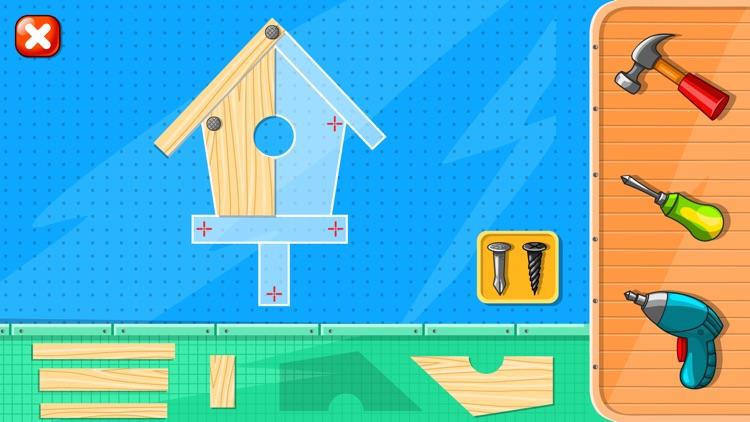Builder Game - Craft & Paint screenshot-8