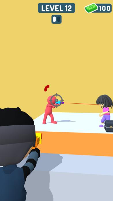 Sniper Runner screenshot 4