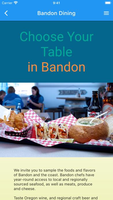 Bandon, Oregon Guide screenshot 6