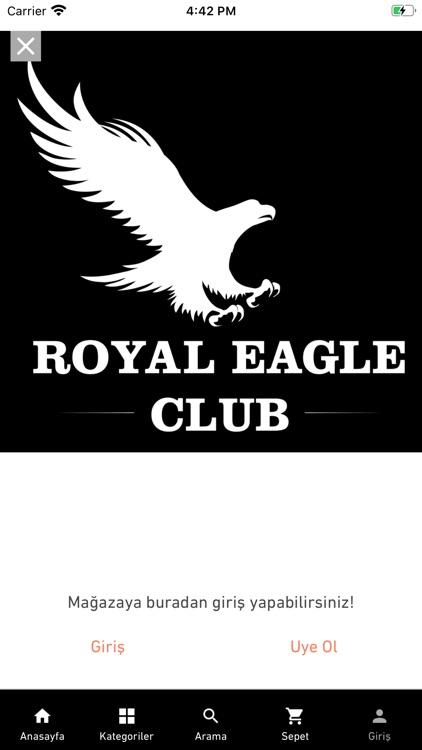 Royal Eagle Club screenshot-8