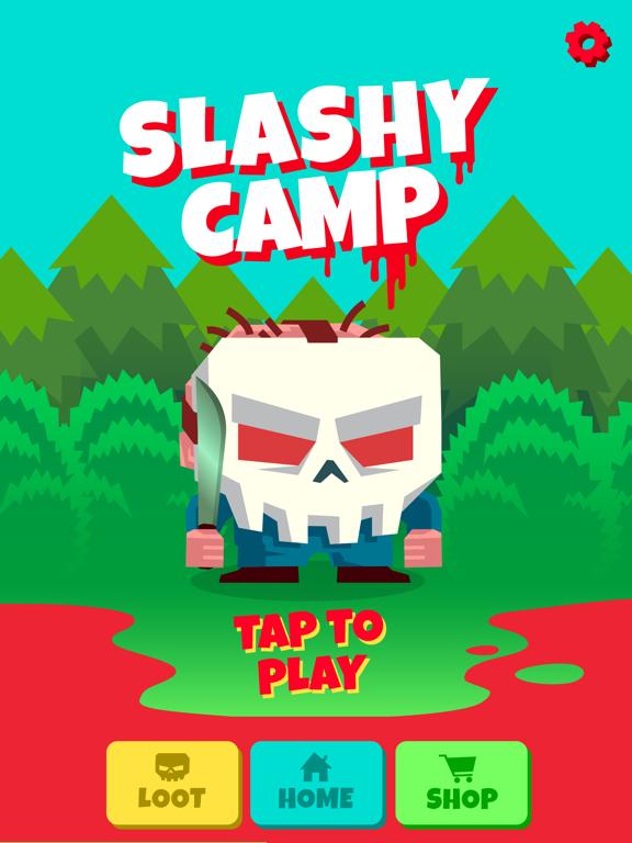 Slashy Camp screenshot 6