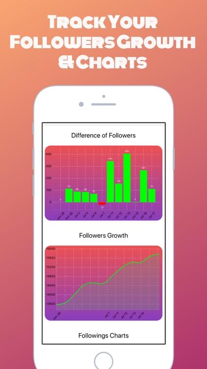 Followers Track for Instagram· screenshot-3