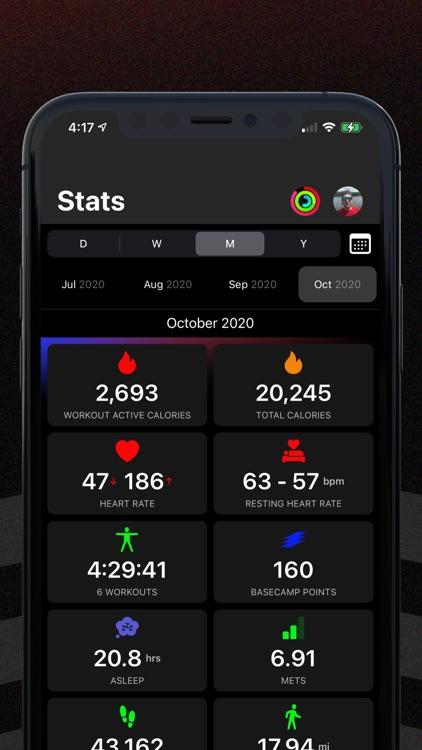 Basecamp Fitness screenshot-5