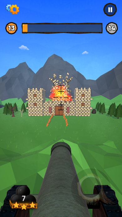 Cannon It! screenshot 1