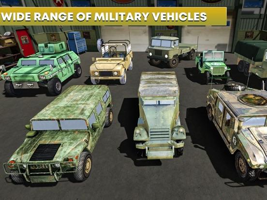 Army Parking Simulator screenshot 8