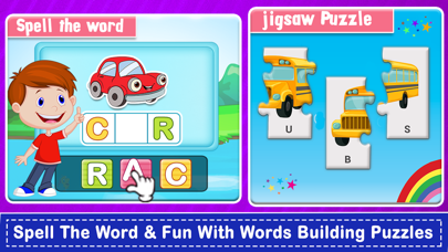 Learning Game Fun screenshot 2