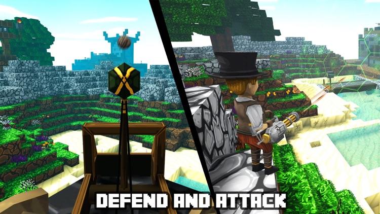 Time Craft - Epic Wars screenshot-7