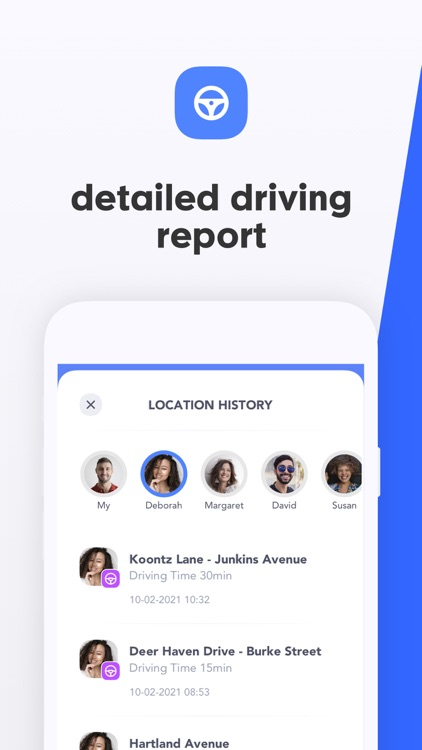 Locary - Find Family Location screenshot-5