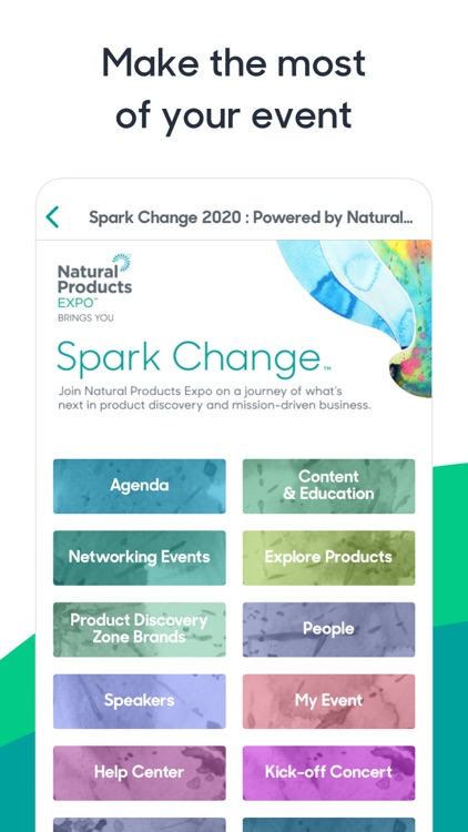 Spark Change by NP Expo