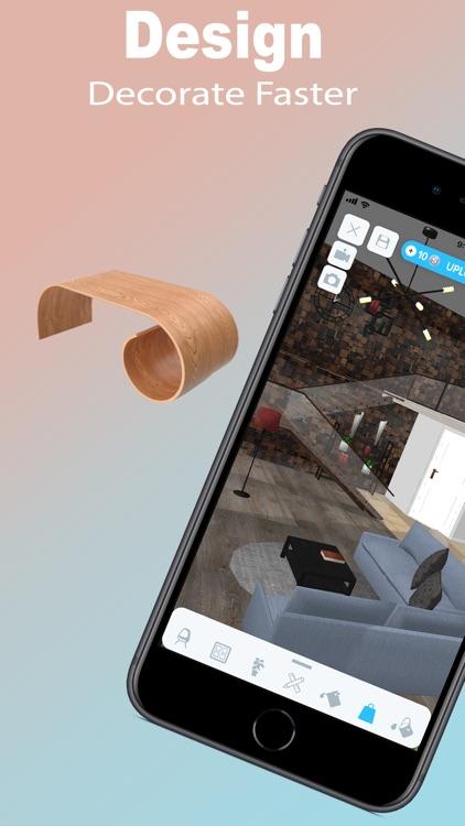 Spruce - 3D Home Design screenshot-0