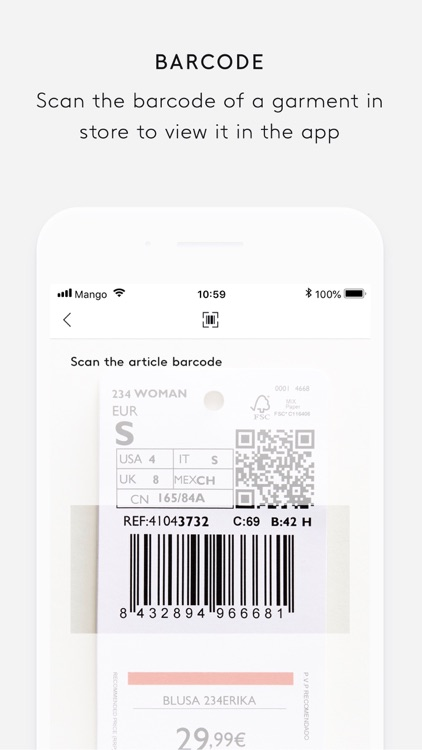 MANGO - Online fashion screenshot-5
