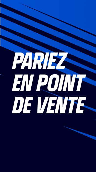 Parions Sport Point de vente®