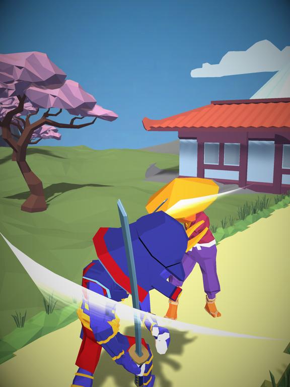 Samurai Standoff 3D screenshot 6