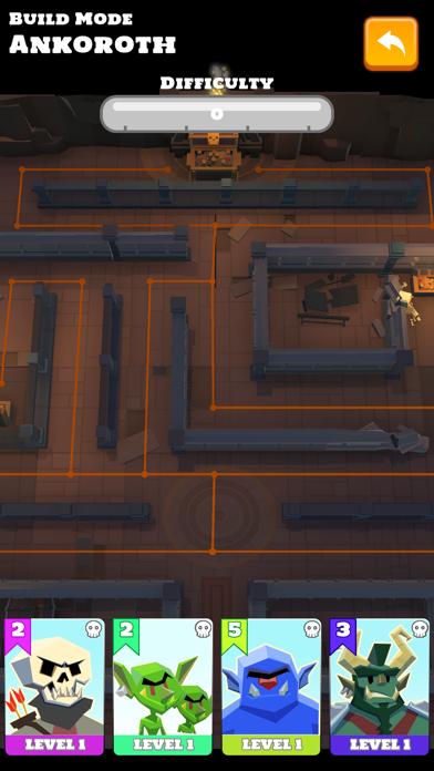 Attack My Dungeon screenshot 2