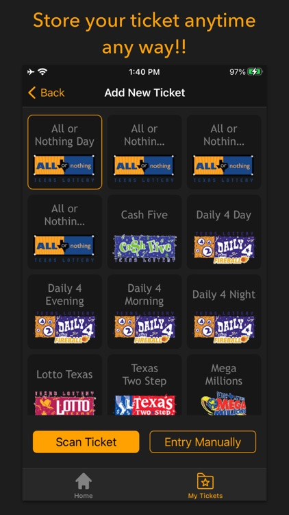 Lottery results-Ticket scanner screenshot-5