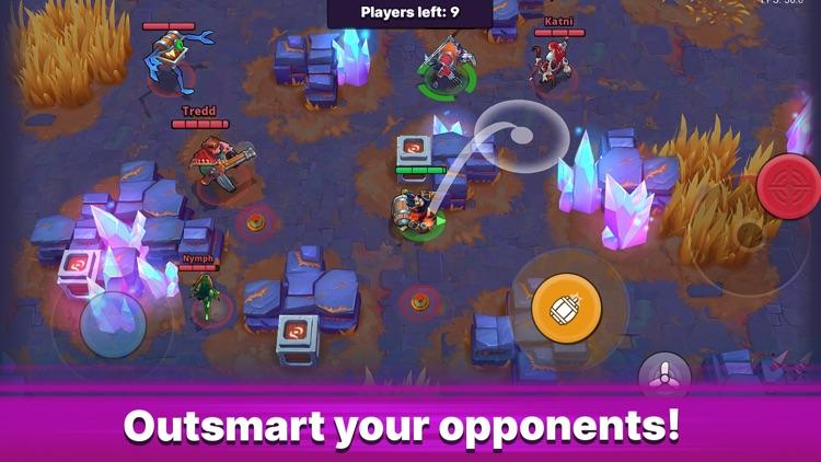 Frayhem - 3v3 Brawl & MOBA screenshot-4