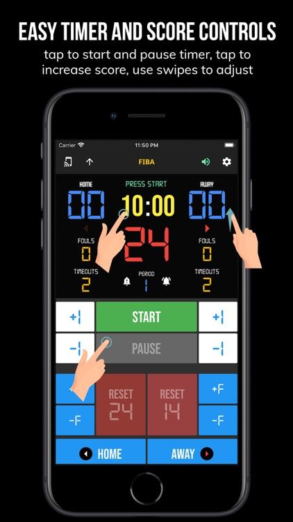 BT Controller - Basketball