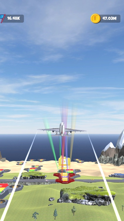 Sling Plane 3D screenshot-3