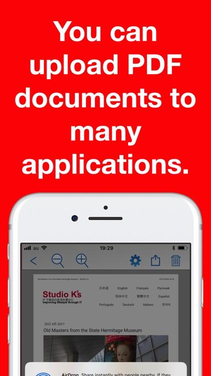 PDF Maker & Reader screenshot-5