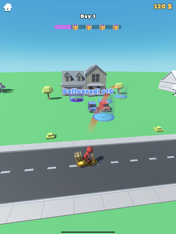Delivery Guy! screenshot 6