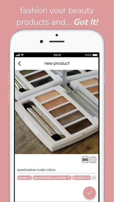 Got It! - Cosmetics screenshot 2