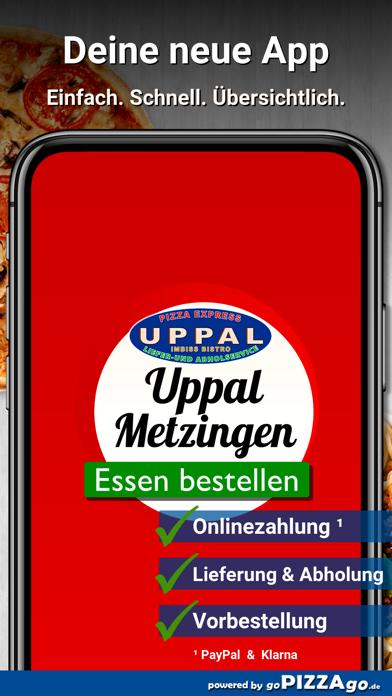 Uppal Pizza Express Metzingen screenshot 1