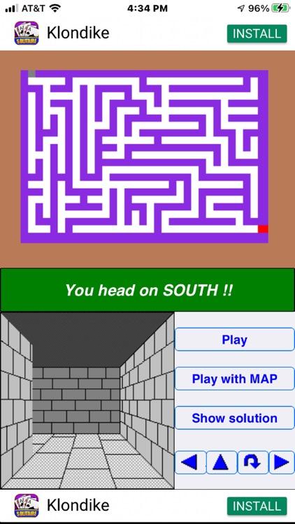 Funny 3D Maze - Classic Maze
