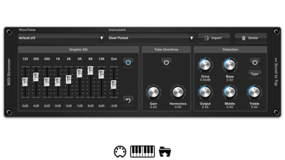 MIDI Strummer AUv3 Plugin screenshot 3